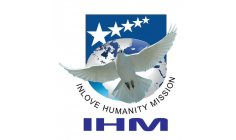 IHM - Inlove Humanity Mission - AGHA TAREQ - FOUNDER AND PRESIDENT