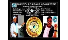BOBBY SHEIKH & DJUYOTO SUNTANI - WORLD PEACE COMMITTEE
