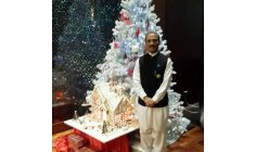 MERRY CHRISTMAS 2016- SHAHID AMIN KHAN -  International Human Rights Commission -Secretariat World Chairman & Ambassador at Large   World Peace Mission Organization Chairman  Department of