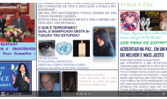 DENISE RUMAN - FUNDADORA E DIRETORA-CHEFE JORNAL PACIFISTA & PACIFIST JOURNAL