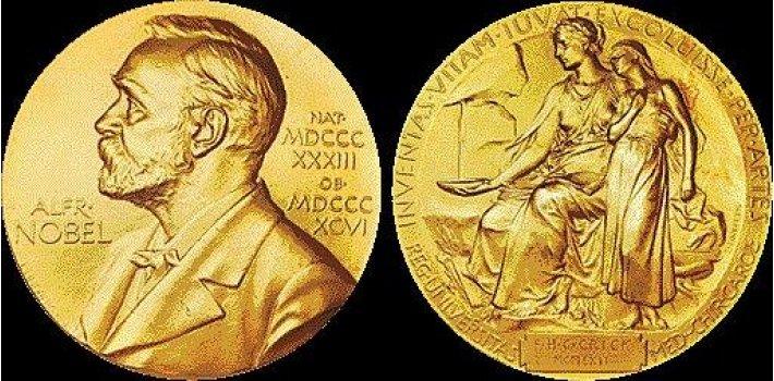 List of female Nobel laureates.