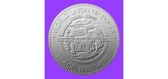 AWARD TO AMB OSAMA RBAYAH - WORLD UNION OF POETS