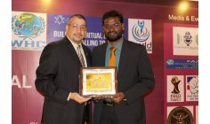 This is Ambassador Dr.Alwin Roland  India.