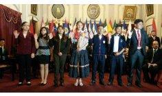 Dayana Betzabe Cotí Cotí Embajadora de la Paz da WPO da Cidade de Quetzaltenango  Guatemala se torna Deputada Honoraria