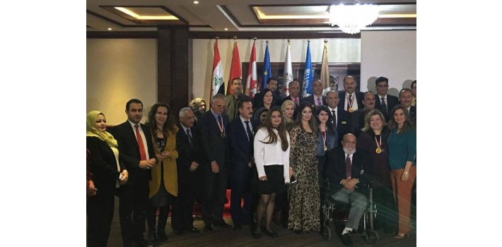 Conferencia de Paz na Turquia -  By Celso Dias Neves