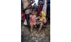 Save Rohingya refugees.