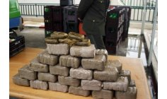 القبض على تاجر مخدرات بوجدة