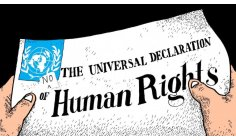 "PACIFIST JOURNAL FIGHTS FOR ""HUMAN RIGHTS""  EVER IT IS!!"