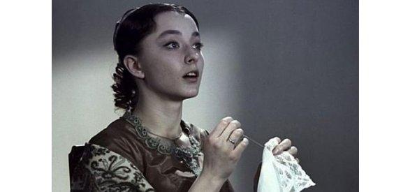 Today is the birthday of Soviet Assol, Ophelia and Gemma Anastasia vertinskaya: