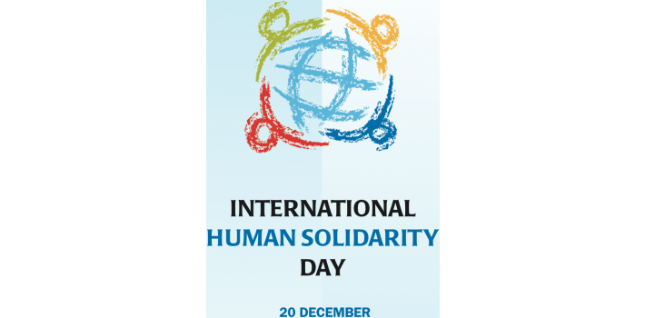 International Human Solidarity Day 20 December