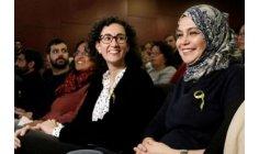 المغربية نجاة الدريوش .. أول محجبة تصل برلمان إقليم كتالونيا