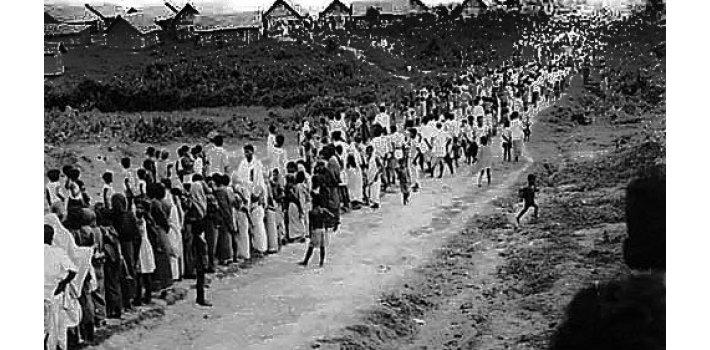 September On Jessore Road - Poem by Allen Ginsberg