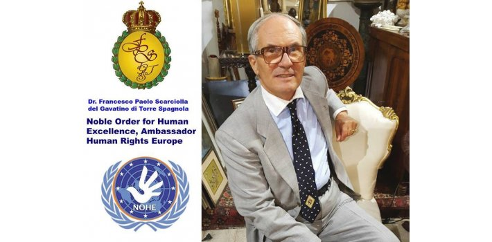 Francesco Paolo Scarciolla Del Gavatino di Torre Spagnola - A great Brother to PEACE IN THE WORLD - Partner OF PACIFIST JORNAL - ITALY