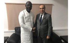 جورج ويا: ليبيريا تشاطر المغرب التصور الإفريقي