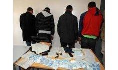 تفكيك  عصابة إجرامية متخصصة في تزوير وترويج أوراق مالية وطنية