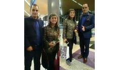 Hrh Prince Brigadier General Datoseri Dr.bahman Mehrpour meet princess