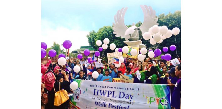 HWPL DAY in the Philippines