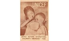 PACIFIST JOURNAL + UNICEF : FIGHTING FOR CHILDREN IN THE WORLD