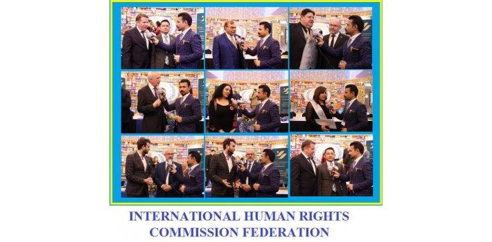 SADIQ ABDULJABAR - INTERNATIONAL HUMAN RIGHTS COMMISSION FEDERATION CONFERENCE LONDON