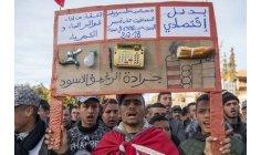 إضراب عام يشل جرادة .. ونشطاء يرفضون الجلوس مع العثماني