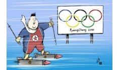 الألعاب الأولمبية الشتوية 2018 تفرض تقاربا هشا بين الكوريتين