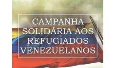 S.O.S Refugiados Venezuelanos em Roraima Brasil -S.O.S Refugees Venezuelans in Roraima, Brazil