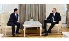 بوريطة يستقبل بباكو من طرف رئيس جمهورية أذربيجان