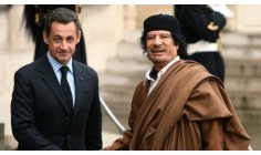 بسبب أموال القذافي.. اعتقال الرئيس الفرنسي الأسبق نيكولا ساركوزي!