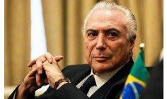 Excelentíssimo Senhor Presidente da Republica Federativa do Brasil Michel Themer Palácio do Planalto Brasília  - Distrito Federal.
