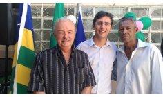Revitalização da UBS do Céu Azul Valparaíso de Goias