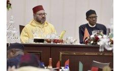 مشروع الغاز على طاولة الملك محمد السادس والرئيس النيجيري