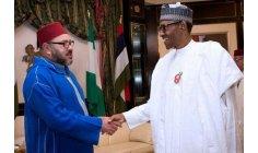 الرئيس النيجيري يزور المغرب بدعوة من الملك