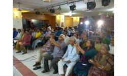 বাম গণতান্ত্রিক জোটের আত্মপ্রকাশ -- দেশ বাঁচানো, গণতন্ত্র বাঁচানোর ঘোষণা / ছবি : হজরত আলী