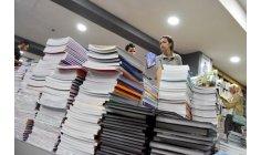 """مهنيون ينسبون ارتفاع أسعار الدفاتر إلى """"الثمن الدولي للورق"""""""