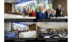 The 5th Baltic Black Sea Forum Held in South Korea Meeting of former presidents of Eastern Europe for peace between Asia and Europe