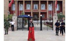 الاحتقان الاجتماعي يُحاصر الحكومة في افتتاح الملك لدورة البرلمان
