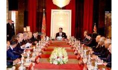 الملك يجمع الوزراء لمناقشة ميزانية الدولة واتفاقية مكافحة الفساد