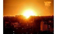 """إسرائيل تقصف قطاع غزة بسبب """"صواريخ الجهاد"""""""