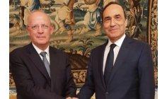 المالكي يوقع اتفاقية تفاهم مع برلمان البرتغال