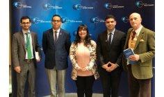 شباب مغاربة يجتمعون في المفوضية الأوربية