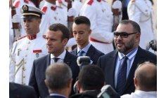 """رصيف الصحافة: الملك محمد السادس وماكرون يدشنان """"التي جي في"""""""