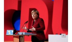 ميركل تغادر رئاسة الحزب المسيحي في ألمانيا