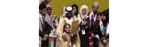 """تتويج الطفلة المغربية أمجون بـ""""تحدي القراءة العربي"""" في الإمارات"""