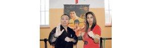 بطلة مغربية عالمية تشن هجوما على الميز العنصري في إسبانيا