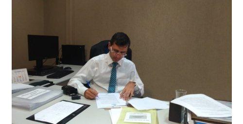 Dr. Leonardo Esteves maior Secretário de Saúde do Brasil na administração Prefeito Mossoró de Valparaiso de Goias