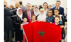 سفارة المغرب ببلجيكا تخلد ذكرى المسيرة الخضراء