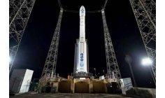 """القمر """"محمد السادس ب"""" ينطلق نحو الفضاء لمراقبة تراب المملكة"""