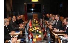 المالكي: المغرب وأمريكا يتقاسمان قيم السلم والحرية