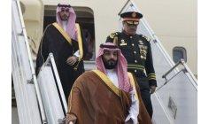 ولي عهد السعودية يصل إلى العاصمة الموريتانية