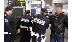 أمن مطار البيضاء يوقف مسافرا هدد مضيفة طيران